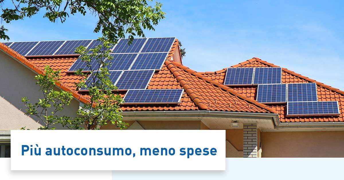 Accumulatori per impianti fotovoltaici