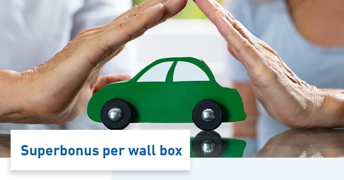 Box ricarica auto elettrica