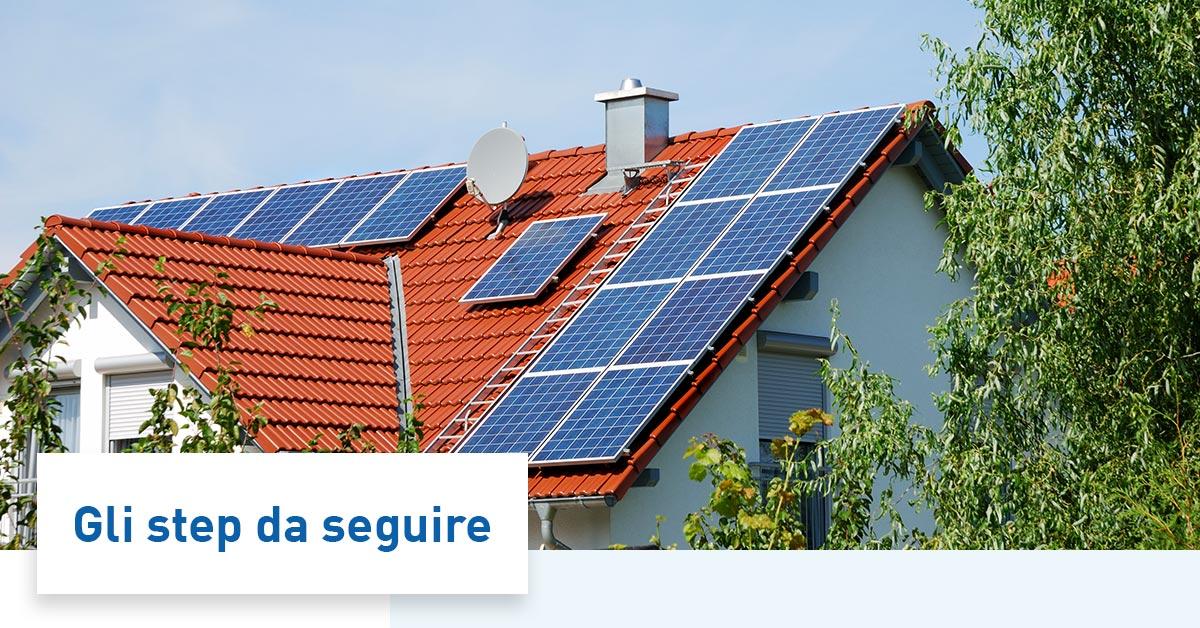 Superbonus fotovoltaico e batterie