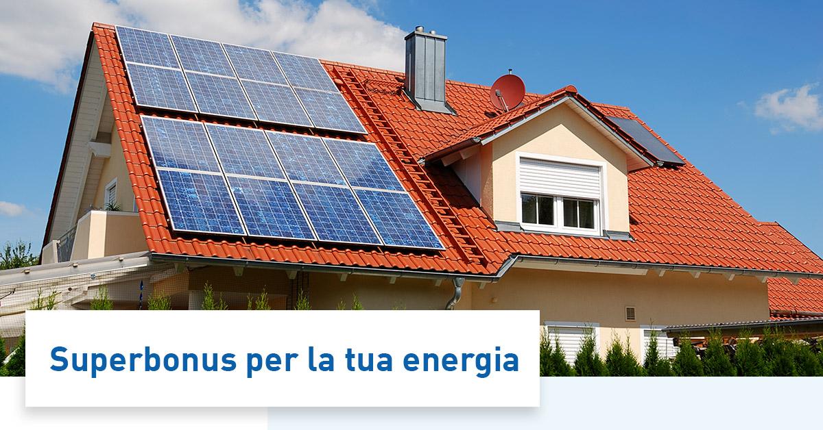 Ecobonus fotovoltaico con accumulo